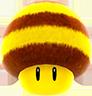 Champignon abeille