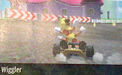 Et les nouveaux personnages de mario kart 7 sont le - Personnage mario kart 7 ...