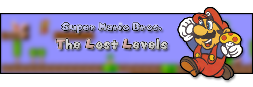 Signature Super Mario Bros. : The Lost Level