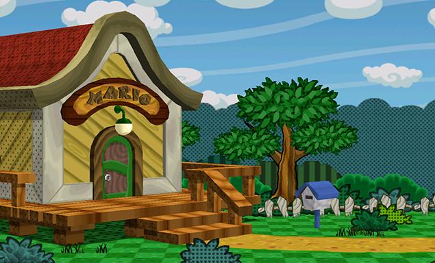 Maison de Mario