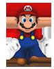 Mario dans super mario galaxy 2