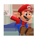 Mario dans Super Mario 3D World