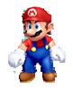 Mario dans super mario sunshine