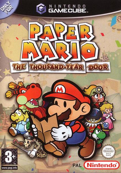 Paper Mario: La Porte Millénaire