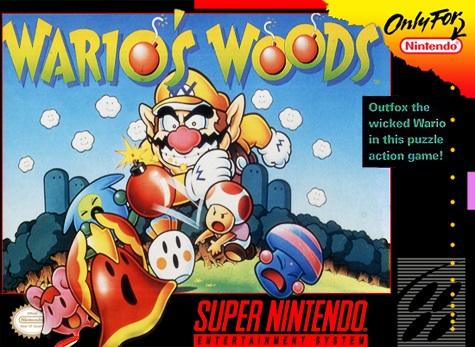 Wario's Wood